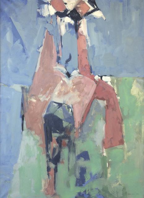 Paul Kallos, 'Sans titre', 1967, Leclere