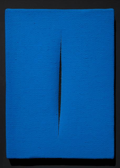, 'Concetto spaziale, Attesa,' 1964, Robilant + Voena