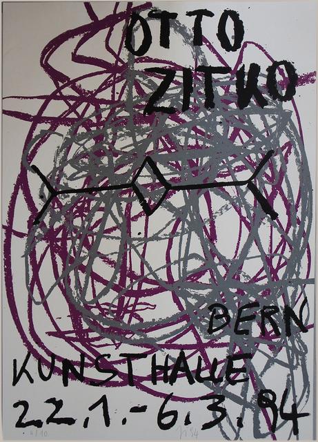 , 'kunsthalle bern, 4-teilig,' 1994, Artdepot