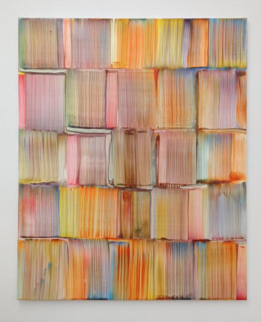 , 'Ruled,' 2013, Micheline Szwajcer