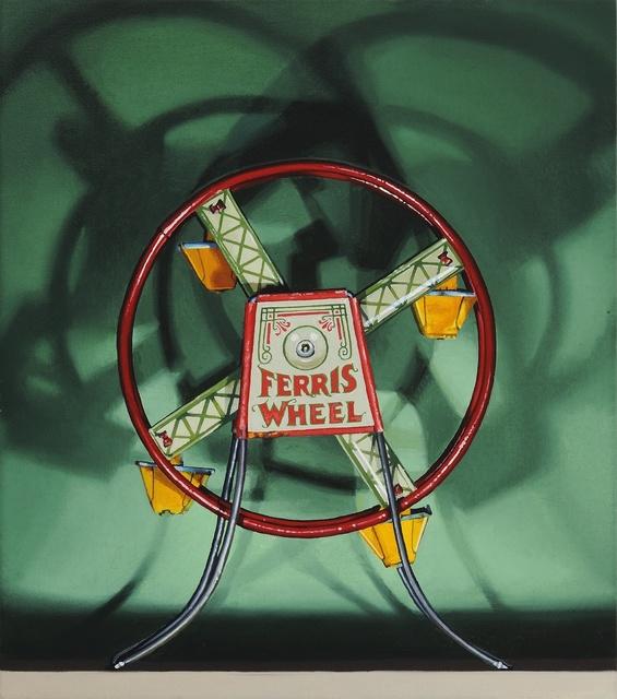 , 'Around and Around,' 2013, Lora Schlesinger Gallery