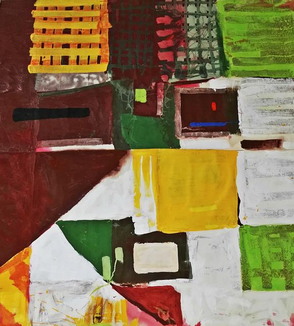 , 'Casas y ventanas ,' 2017, Artflow Galeria