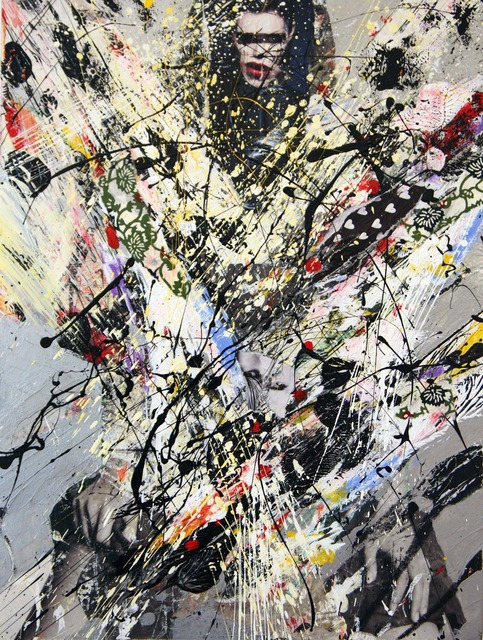 , 'Me to We 2,' 2014, David Richard Gallery