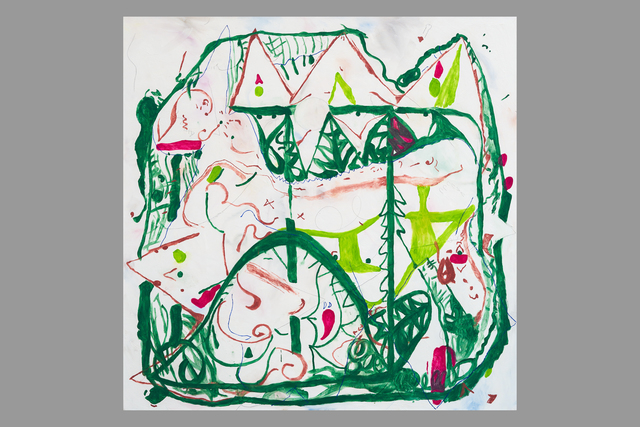 , 'Nature Crush,' 2015, Rosamund Felsen Gallery