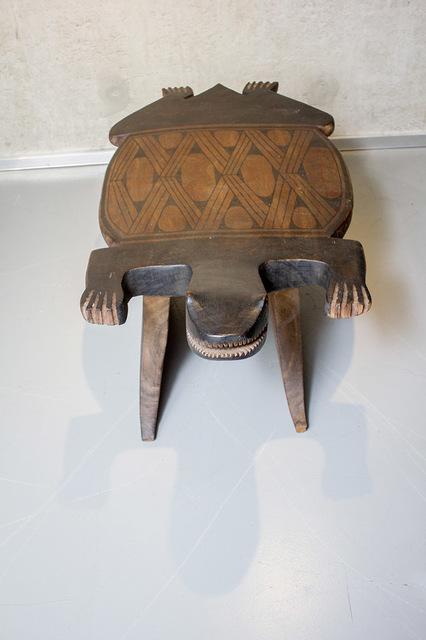 , 'Bench Frog,' , Espaço 670