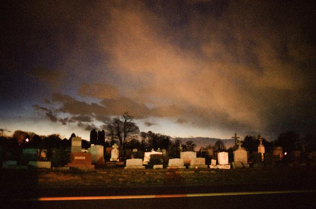 , 'Cemetery, Pennsylvania from The Last Patrol,' 2012, Anastasia Photo