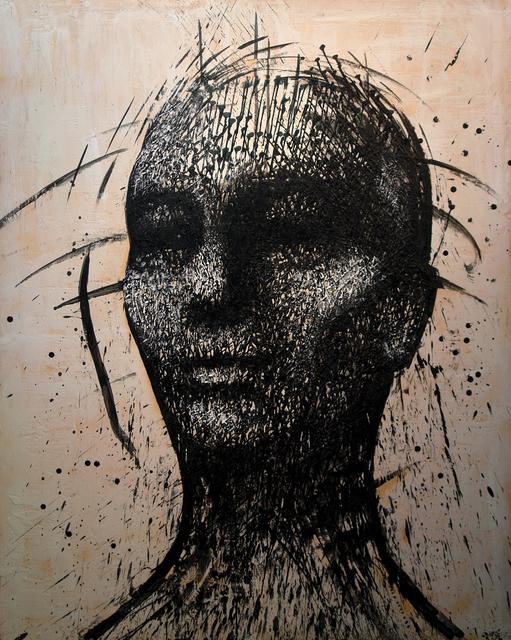 , 'Anonym 1,' 2016, Abbozzo Gallery