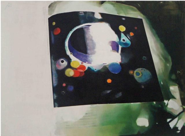 , 'Algunos círculos 2,' 2009, Cristina Guerra Contemporary Art