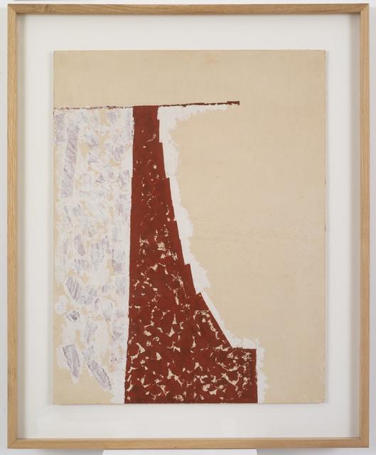 Martin Barré, 'Sans titre', 1957, Galerie Nathalie Obadia