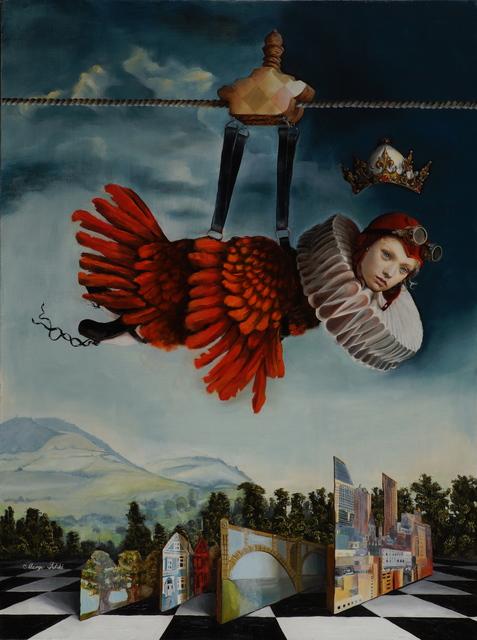 , 'Maiden Voyage,' 2016, RJD Gallery