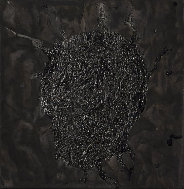 , 'Self-Portrait 自画像,' 1990-1995, Ink Studio