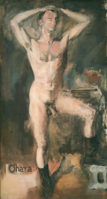 , 'O'Hara Nude with Boots,' 1954, Tibor de Nagy