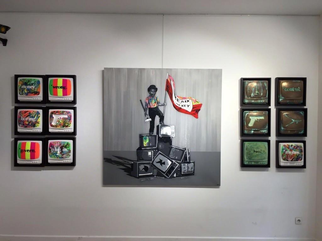 Kurar - Exhibition View - Modus Art Gallery & NextStreet Gallery