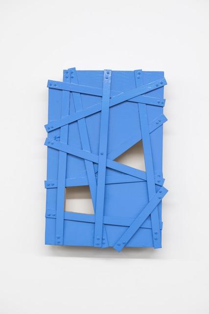 , '2つの空地 − 無限,' 2000, Gallery 38