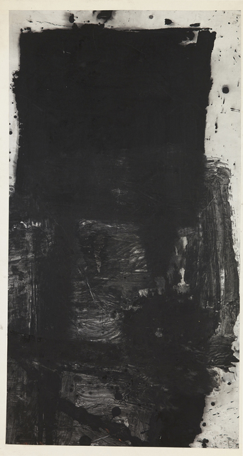 , 'Untitled,' 1988, Ink Studio