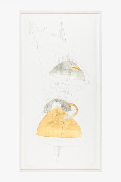 , 'C.G. Jung / Der Stein (The Stone),' 2013, Grieder Contemporary