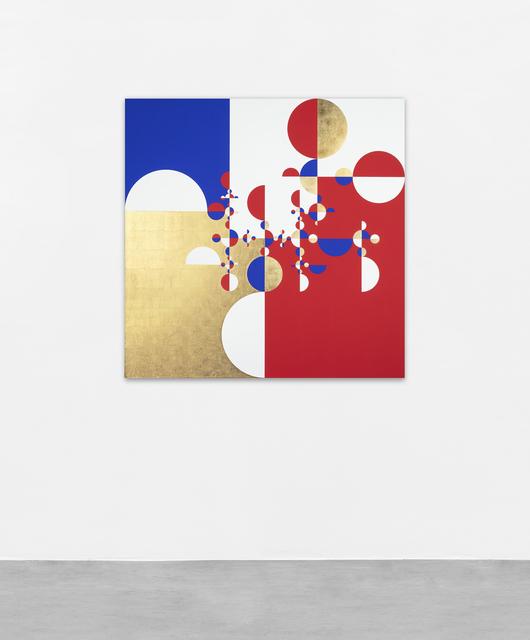 Gabriel Orozco, 'Samurai Tree (Invariant 26D)', 2019, kurimanzutto