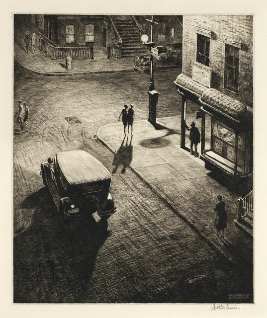 , 'Relics.  [Speakeasy Corner.],' 1928, The Old Print Shop, Inc.