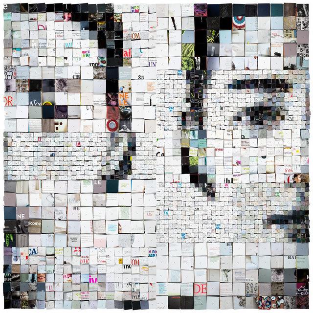 , 'Specular Identity #1,' 2016, Klein Editions