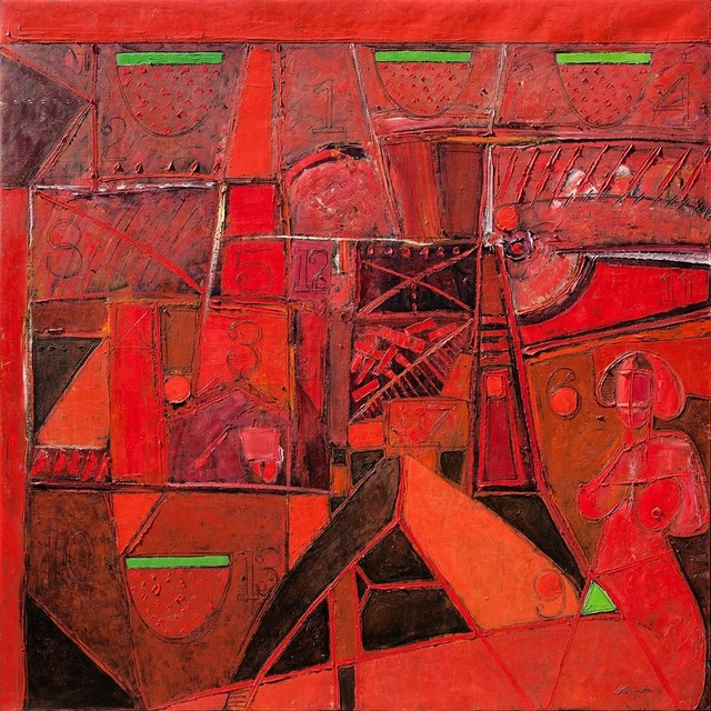 Vladimir Cora, 'Vendedor de Sandía Roja', Late 20th Century, Ethos Contemporary Art
