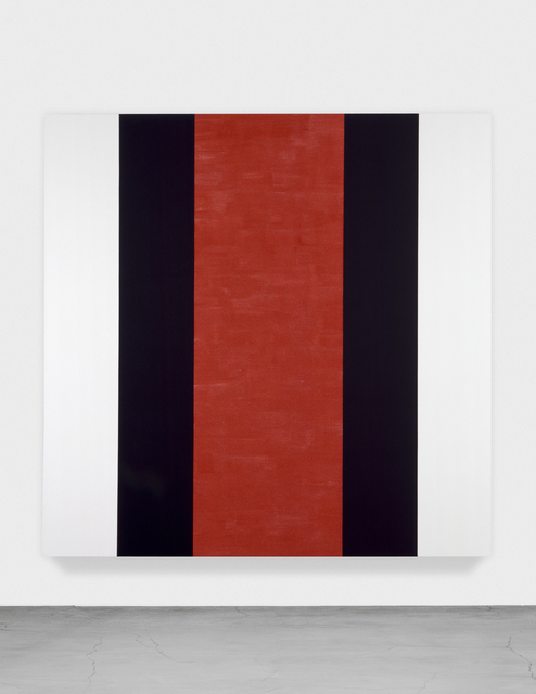 , 'Untitled (Red/Black Bands) ,' 2000, NYEHAUS