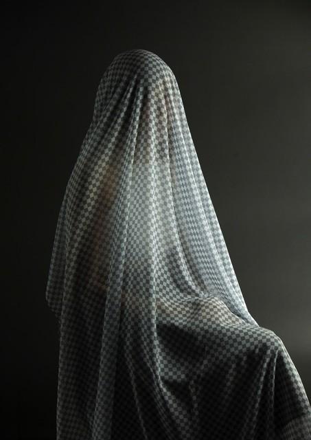 , 'Total Transparency (Portrait of N),' 2017, Catharine Clark Gallery