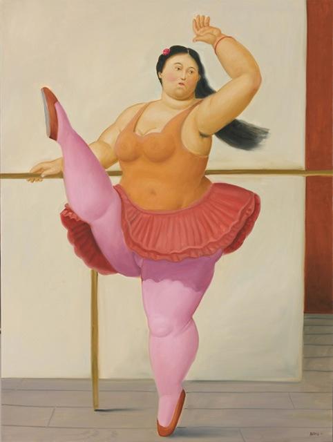 , 'Ballarina,' 2011, Galeria El Museo