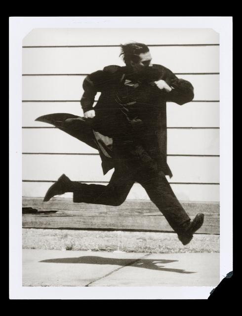 , 'Running Man, San Francisco,' 1992, Opiom Gallery