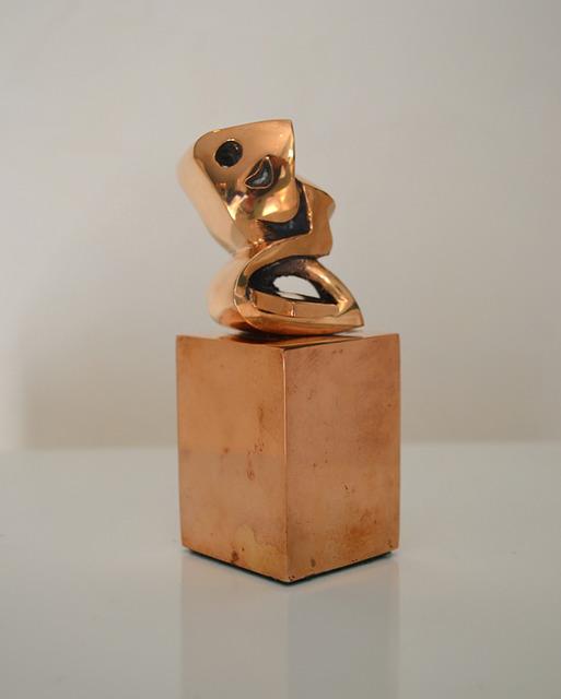 Parviz Tanavoli, 'Bronze Heech', 2002, Fondation Behnam-Bakhtiar