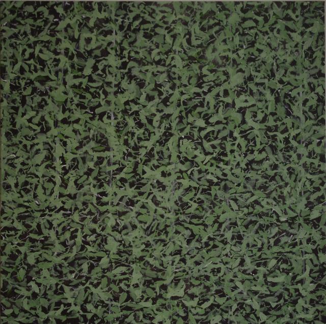 Bijan Daneshmand, 'Roundhirst', 2019, Painting, Acrylic on canvas, Janet Rady Fine Art