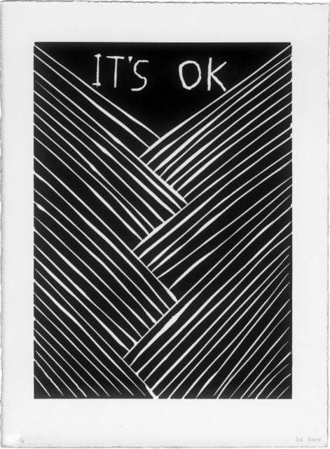 , 'It's OK,' 2015, Hang-Up Gallery