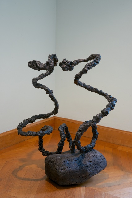 , 'Double Trouble,' 1991, Storm King Art Center