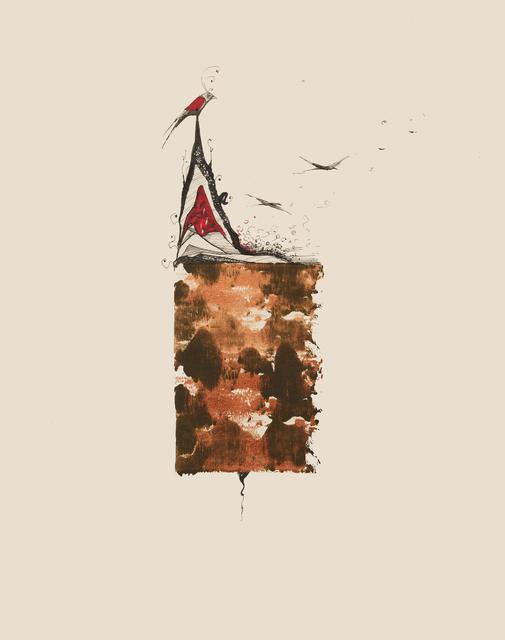 Frank David Valdés, 'Earth', 2019, Painting, Mixed media on paper, ArteMorfosis - Cuban Art Platform