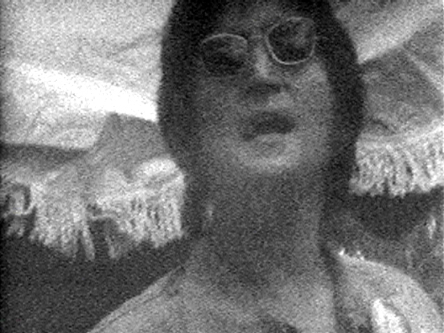 Shirley Clarke, 'The Tee Pee Video Space Troupe: The First Years', 1970-1971, Video/Film/Animation, Video (b&w, sound), Electronic Arts Intermix (EAI)