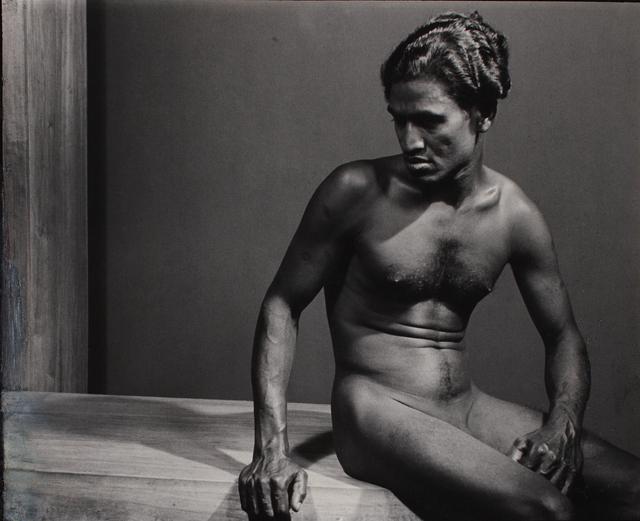 , 'Untitled (Nude Raman),' ca. 1935, Jhaveri Contemporary