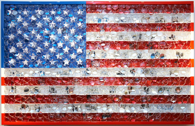, 'Viewpoint of Millions: USA,' 2013, Contessa Gallery