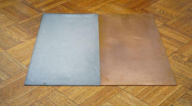 , 'Magnesium-Copper Dipole (E/W),' 1978, Vivian Horan Fine Art