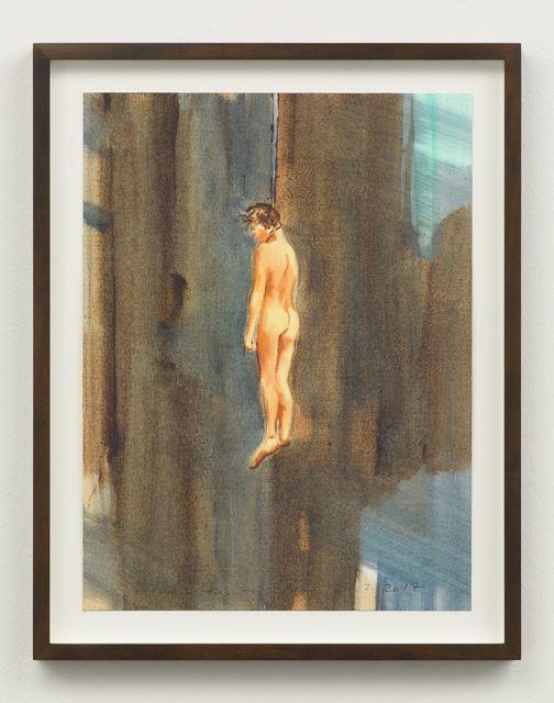 , 'the loss,' 2017, KÖNIG GALERIE