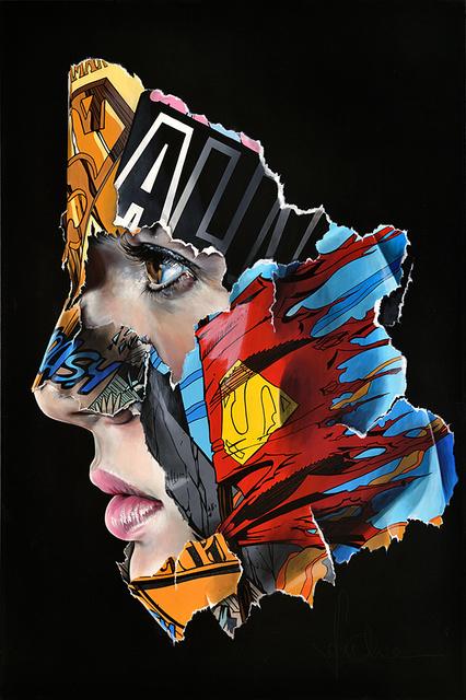 , 'La Cage, le souffle de vie,' 2017, Galerie C.O.A