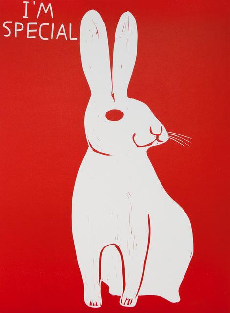 David Shrigley, 'I'm Special', 2017, Hang-Up Gallery