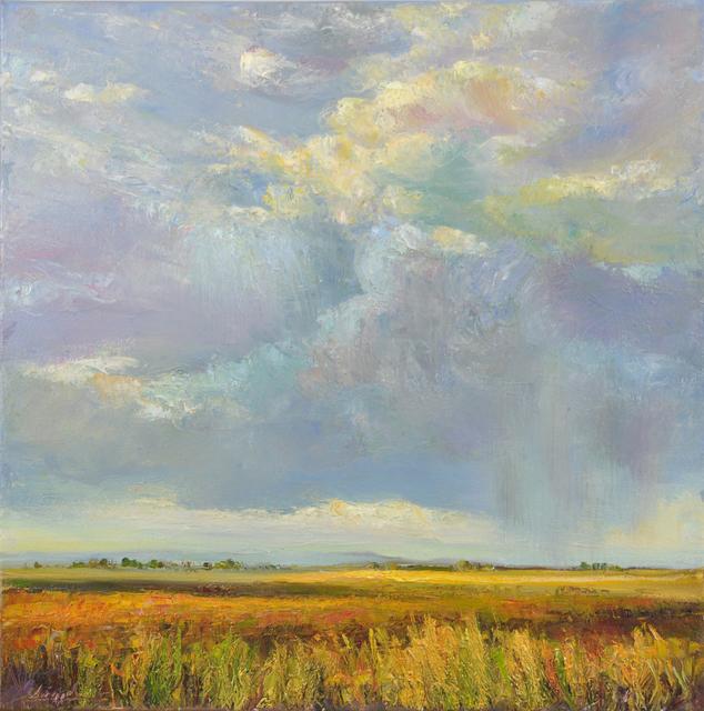 , 'Cloudburst,' 2018, Mark White Fine Art