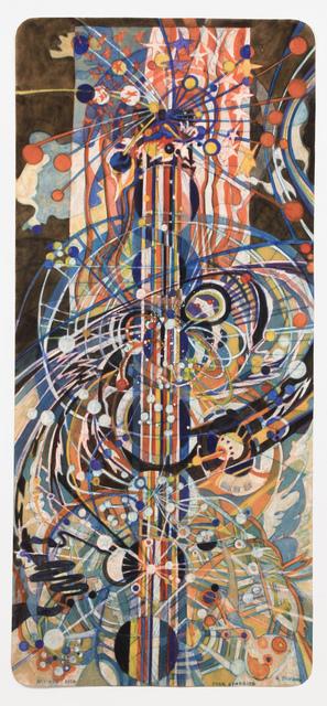 , 'Star Spangled,' 2016, Pierogi