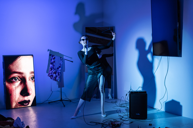 , 'Supersede Me,' 2018, Annka Kultys Gallery