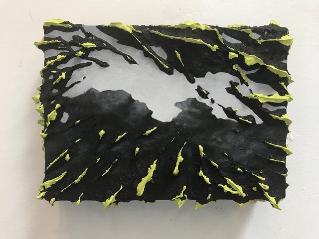 , 'Lava Field,' 2017, Craig Krull Gallery