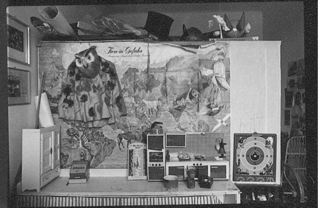 , 'Welt der Tiere, Nr. 1,' 1981/2017, Christine König Galerie