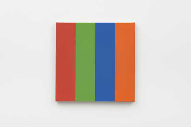 , 'Four Colours,' 2018, Slewe Gallery