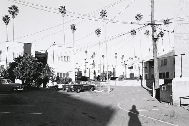 Henry Wessel, 'Hollywood, California', 1972, San Francisco Museum of Modern Art (SFMOMA)