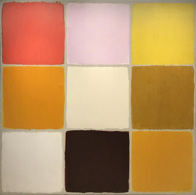 , 'Untitled,' 1964, Washburn Gallery