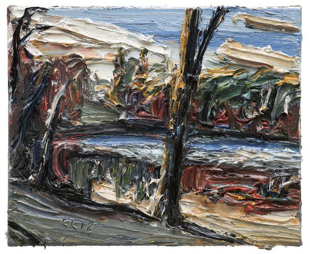 , 'Abendlicht am Schlachtensee,' 2018, Ludorff