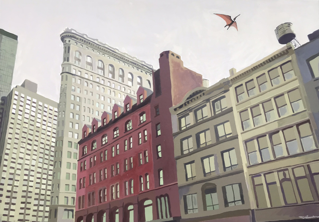 Keith Thomson, 'West 23rd Street', 2019, UGallery